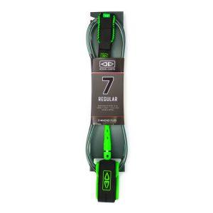 7-Regular-Moulded-Leash-Lime