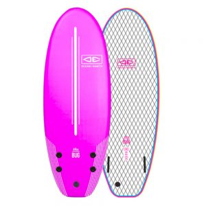 Bug-Softboard-2-Fins-Pink