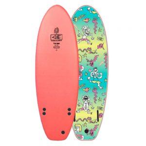 Bug-Freaks Softboard-2-Fins-Pink