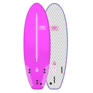 Bug-Softboard-3-Fins-Pink