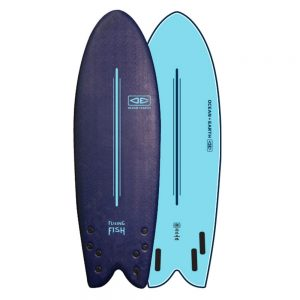 Flying-Fish-Ezi-Rider-Quad-Softboard-Midnight